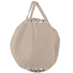 Background 1706649 1920 Giant Round Zipper Tote