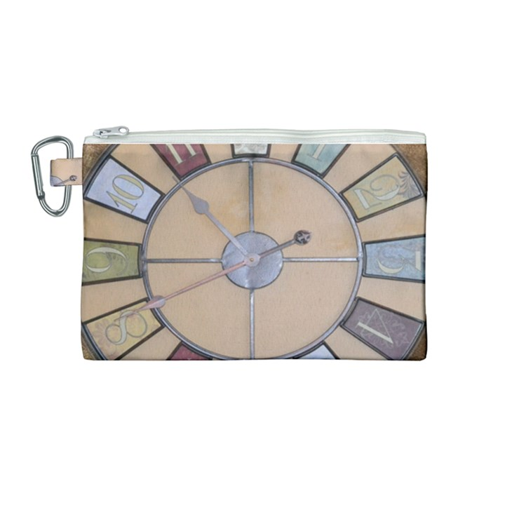 Collage 1706638 1920 Canvas Cosmetic Bag (Medium)