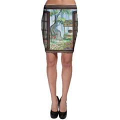 Town 1660349 1280 Bodycon Skirt