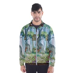 Town 1660349 1280 Windbreaker (Men)