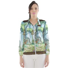 Town 1660349 1280 Windbreaker (Women)