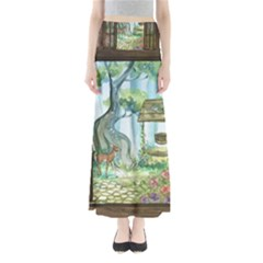 Town 1660349 1280 Full Length Maxi Skirt