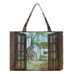 Town 1660349 1280 Medium Tote Bag