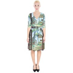 Town 1660349 1280 Wrap Up Cocktail Dress