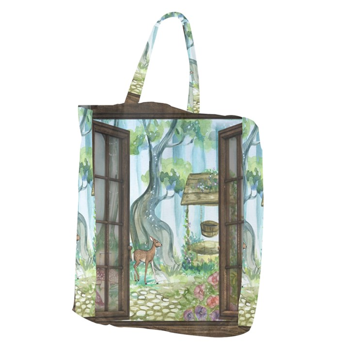 Town 1660349 1280 Giant Grocery Tote