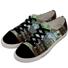 Town 1660349 1280 Men s Low Top Canvas Sneakers