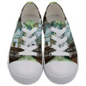 Town 1660349 1280 Kids  Low Top Canvas Sneakers View1