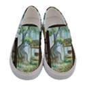 Town 1660349 1280 Women s Canvas Slip Ons View1