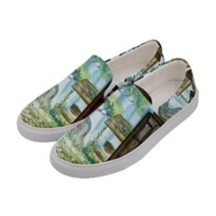 Town 1660349 1280 Women s Canvas Slip Ons