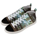 Town 1660349 1280 Men s Mid-Top Canvas Sneakers View2