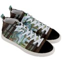 Town 1660349 1280 Men s Mid-Top Canvas Sneakers View3