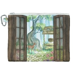 Town 1660349 1280 Canvas Cosmetic Bag (XXL)