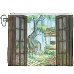 Town 1660349 1280 Canvas Cosmetic Bag (xxxl) by vintage2030