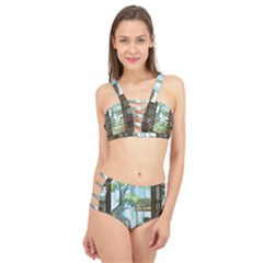 Town 1660349 1280 Cage Up Bikini Set by vintage2030