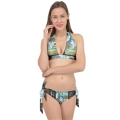 Town 1660349 1280 Tie It Up Bikini Set