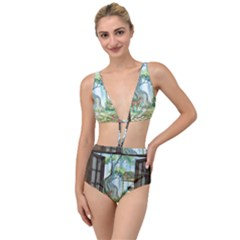 Town 1660349 1280 Tied Up Two Piece Swimsuit
