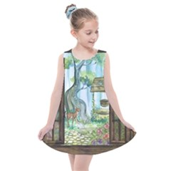Town 1660349 1280 Kids  Summer Dress