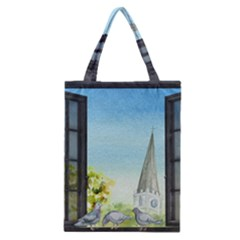 Town 1660455 1920 Classic Tote Bag