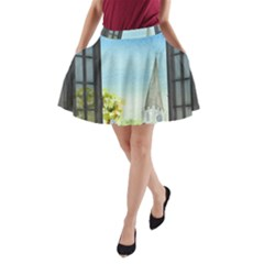 Town 1660455 1920 A Line Pocket Skirt