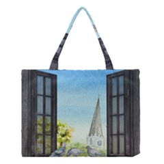 Town 1660455 1920 Medium Tote Bag
