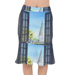 Town 1660455 1920 Mermaid Skirt