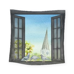 Town 1660455 1920 Square Tapestry (small)