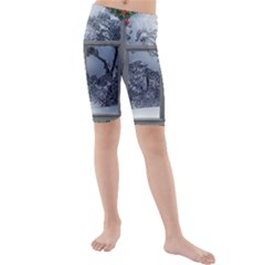 Winter 1660924 1920 Kids  Mid Length Swim Shorts