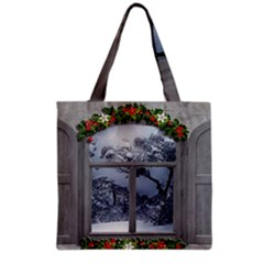 Winter 1660924 1920 Grocery Tote Bag