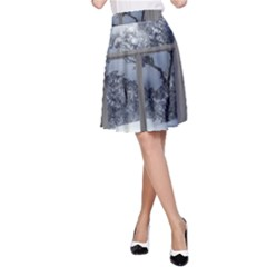 Winter 1660924 1920 A-Line Skirt