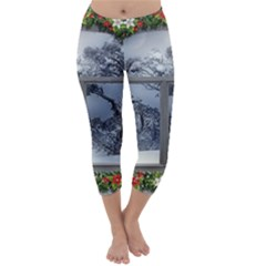 Winter 1660924 1920 Capri Winter Leggings