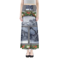 Winter 1660924 1920 Full Length Maxi Skirt