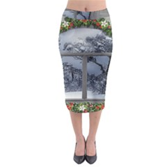 Winter 1660924 1920 Midi Pencil Skirt