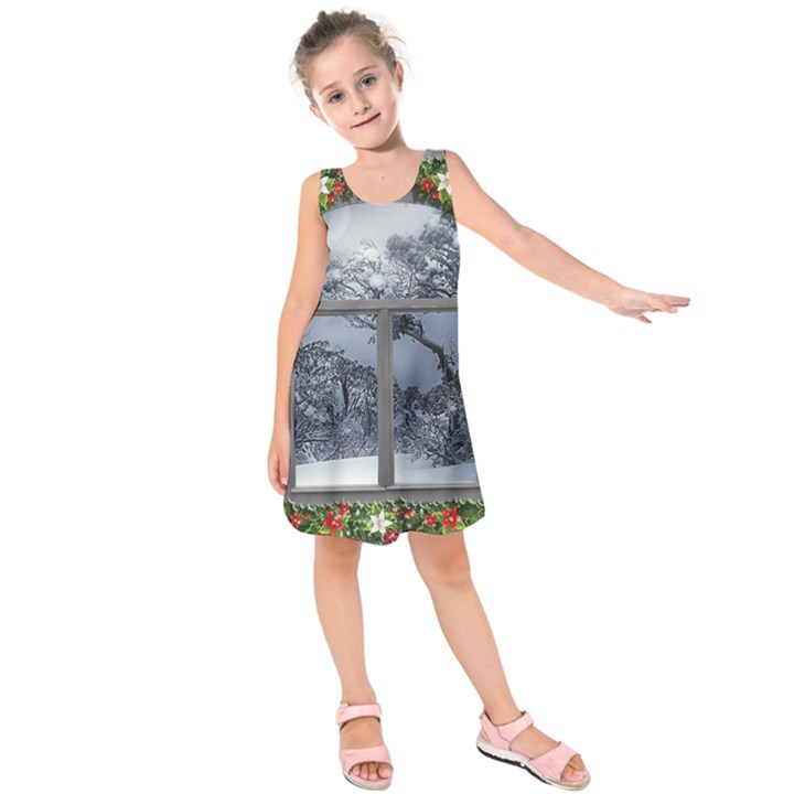 Winter 1660924 1920 Kids  Sleeveless Dress
