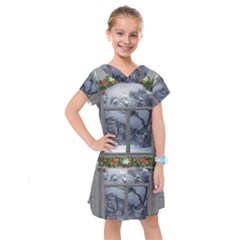 Winter 1660924 1920 Kids  Drop Waist Dress