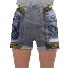 Winter 1660924 1920 Sleepwear Shorts