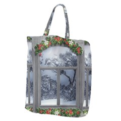 Winter 1660924 1920 Giant Grocery Tote