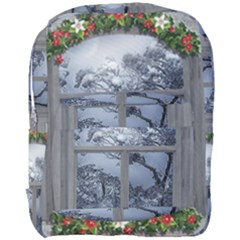 Winter 1660924 1920 Full Print Backpack