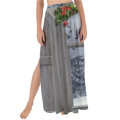 Winter 1660924 1920 Maxi Chiffon Tie-Up Sarong