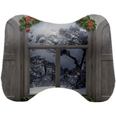 Winter 1660924 1920 Head Support Cushion