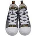 Winter 1660924 1920 Kid s Mid-Top Canvas Sneakers View1