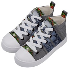 Winter 1660924 1920 Kid s Mid-Top Canvas Sneakers