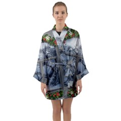 Winter 1660924 1920 Long Sleeve Kimono Robe