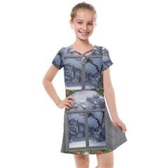 Winter 1660924 1920 Kids  Cross Web Dress