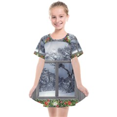 Winter 1660924 1920 Kids  Smock Dress