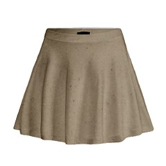 Background 1706632 1920 Mini Flare Skirt