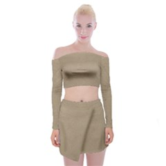 Background 1706632 1920 Off Shoulder Top With Mini Skirt Set