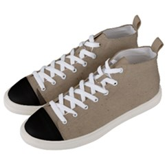 Background 1706632 1920 Men s Mid-Top Canvas Sneakers