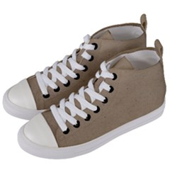 Background 1706632 1920 Women s Mid-Top Canvas Sneakers