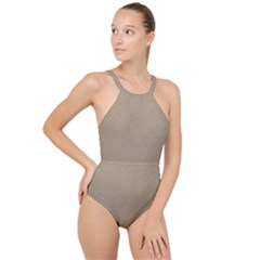 Background 1706632 1920 High Neck One Piece Swimsuit