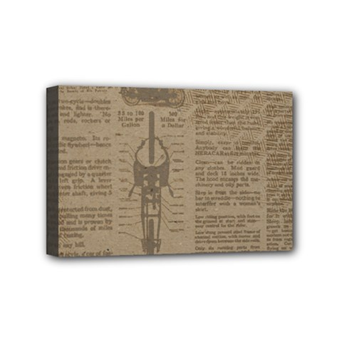 Background 1706636 1920 Mini Canvas 6  X 4  (stretched) by vintage2030